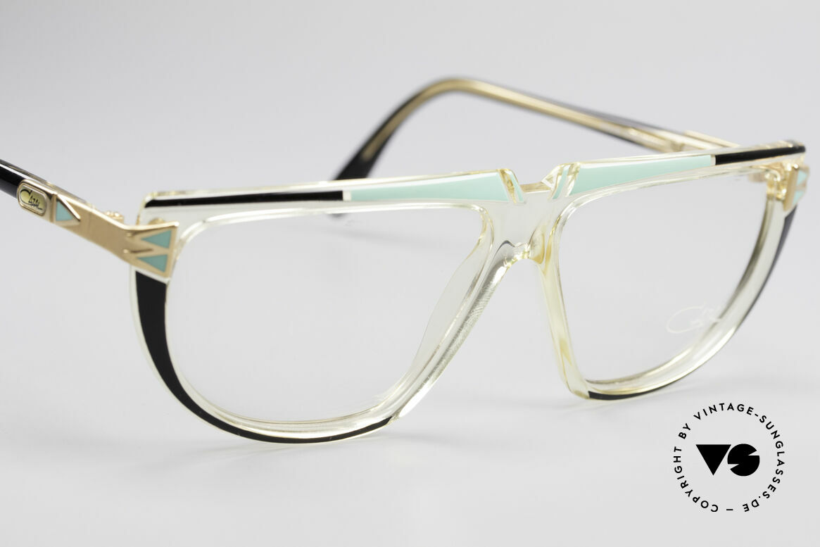 Cazal 316 True 80's Old School Glasses, NO RETRO EYEGLASSES, but truly VINTAGE!, Made for Men and Women