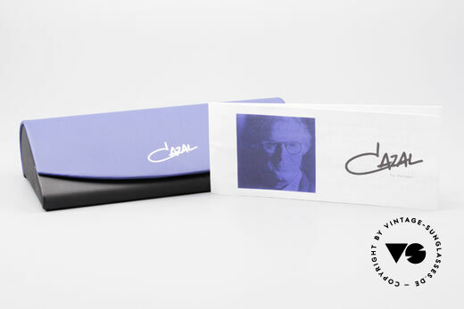 Cazal 316 True 80's Old School Glasses, orig. DEMO lenses can be replaced optionally, Made for Men and Women