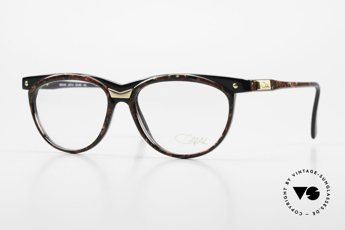 Cazal 331 True Vintage Designer Frame, CAZAL designer glasses from the late 1980's, Made for Men and Women