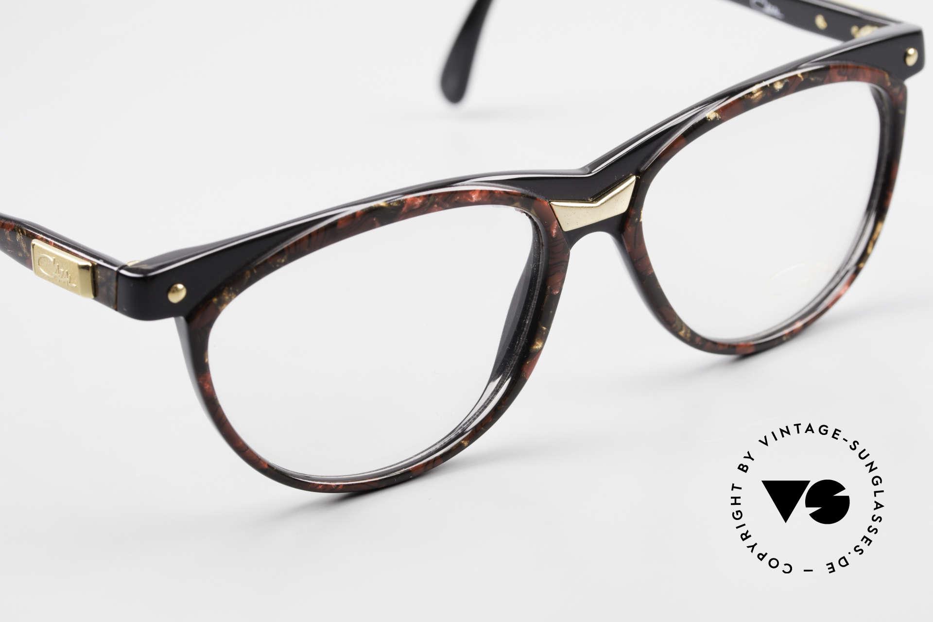 Cazal 331 True Vintage Designer Frame, NO retro glasses, but a rare old Cazal original, Made for Men and Women