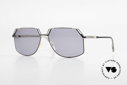 Cazal 738 True Vintage Sunglasses Details