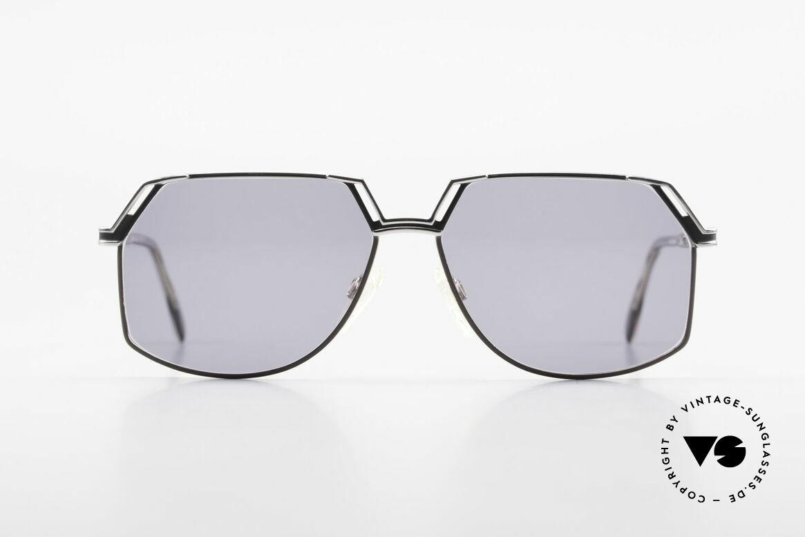 Cazal 738 True Vintage Sunglasses, extraordinary frame design (really something different), Made for Men