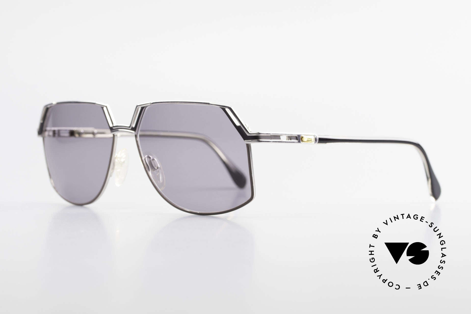 Cazal 738 True Vintage Sunglasses, never worn, NOS (like all our old vintage Cazal glasses), Made for Men