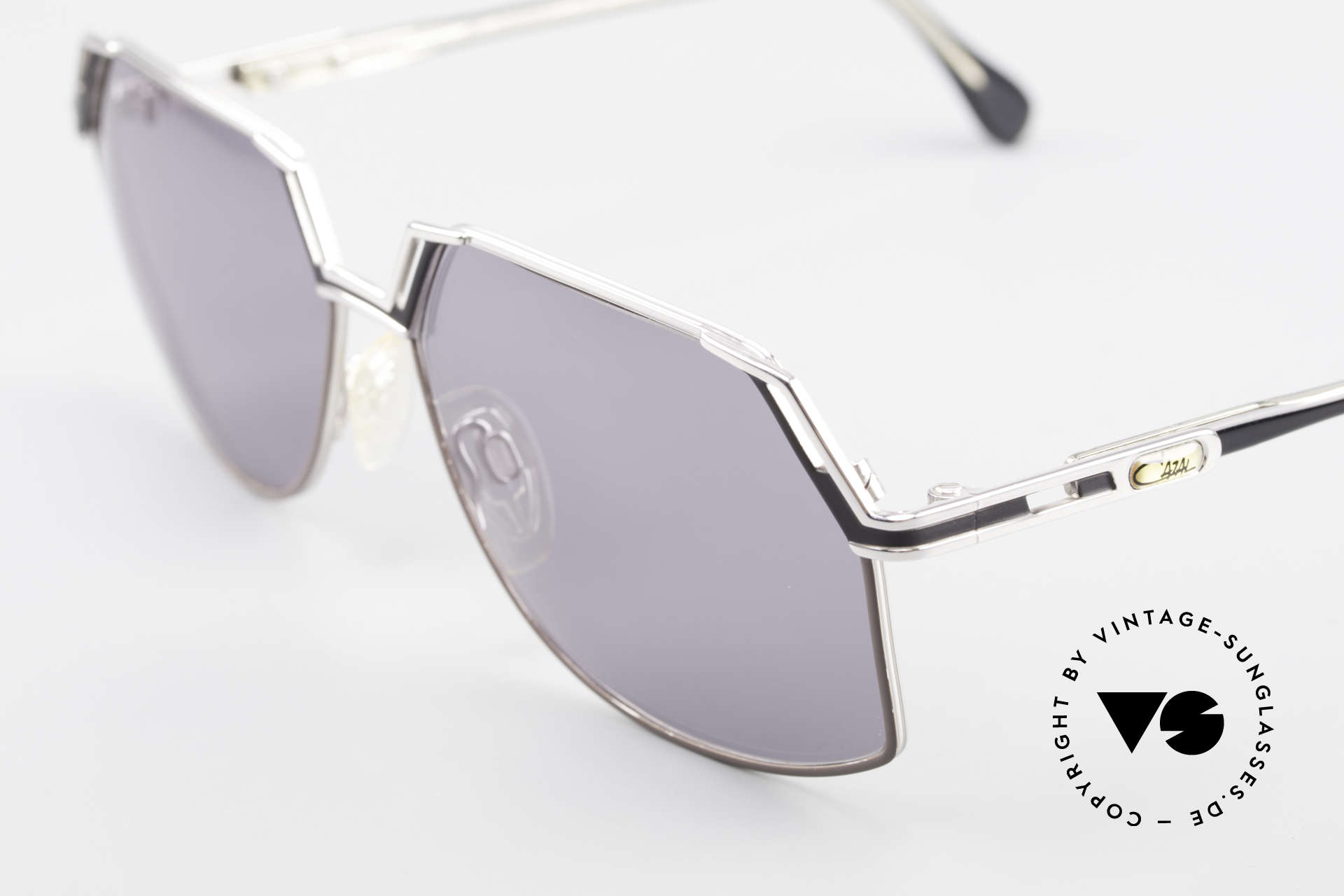 Cazal 738 True Vintage Sunglasses, NO RETRO SHADES, but a rare 30 years old ORIGINAL, Made for Men