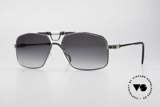 Cazal 735 Brad Pitt Cazal Sunglasses Details