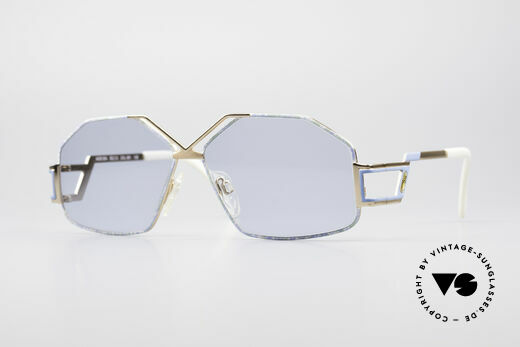 Cazal 234 80's Old School Sunglasses Details