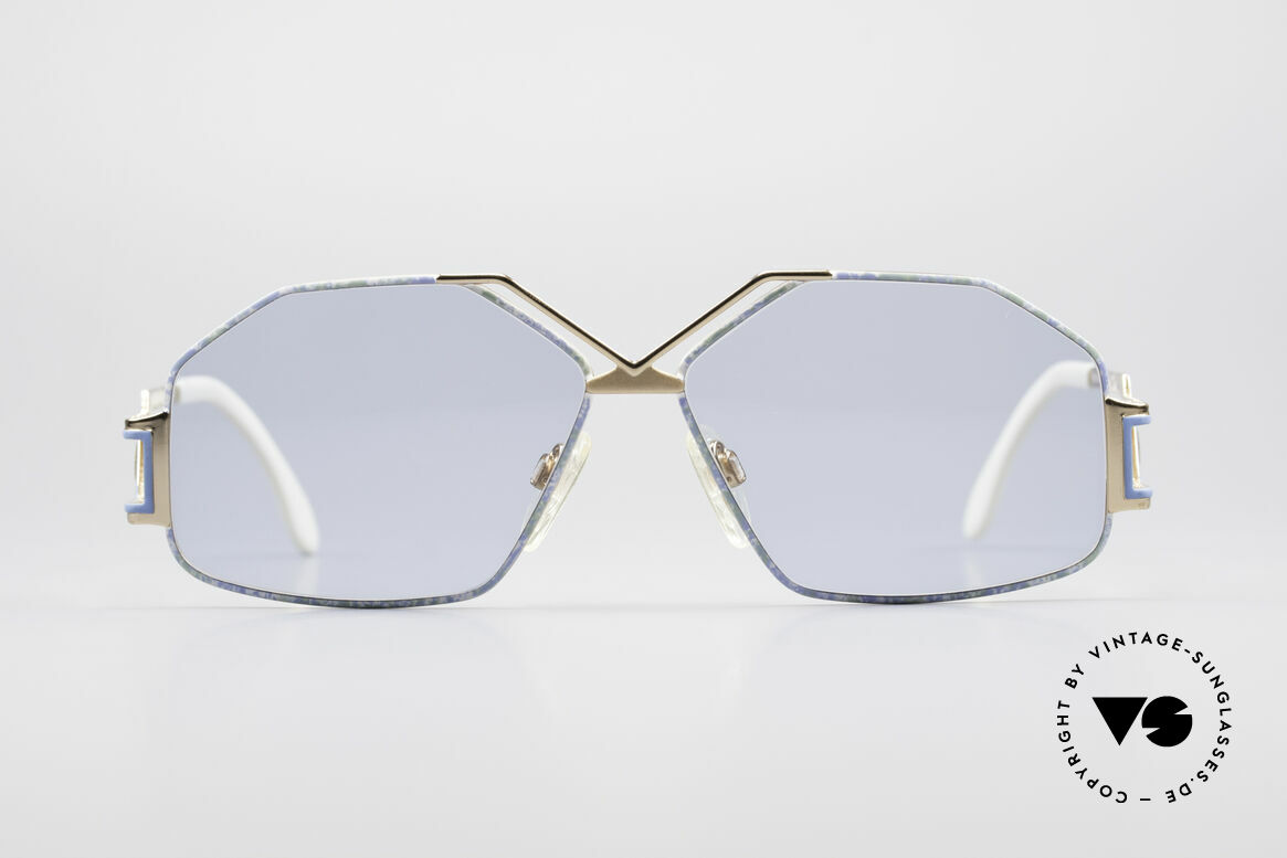 Cazal 234 80's Old School Sunglasses, extraordinary Cazal shades from the 1980's/1990's, Made for Men and Women