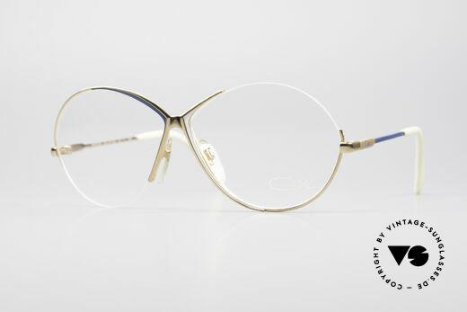 ce2e50f8b5a Cazal 228 80 s Vintage Glasses Ladies Details