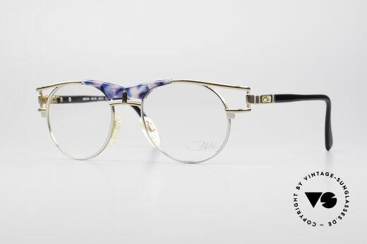 Cazal 244 Iconic Vintage Eyeglasses Details