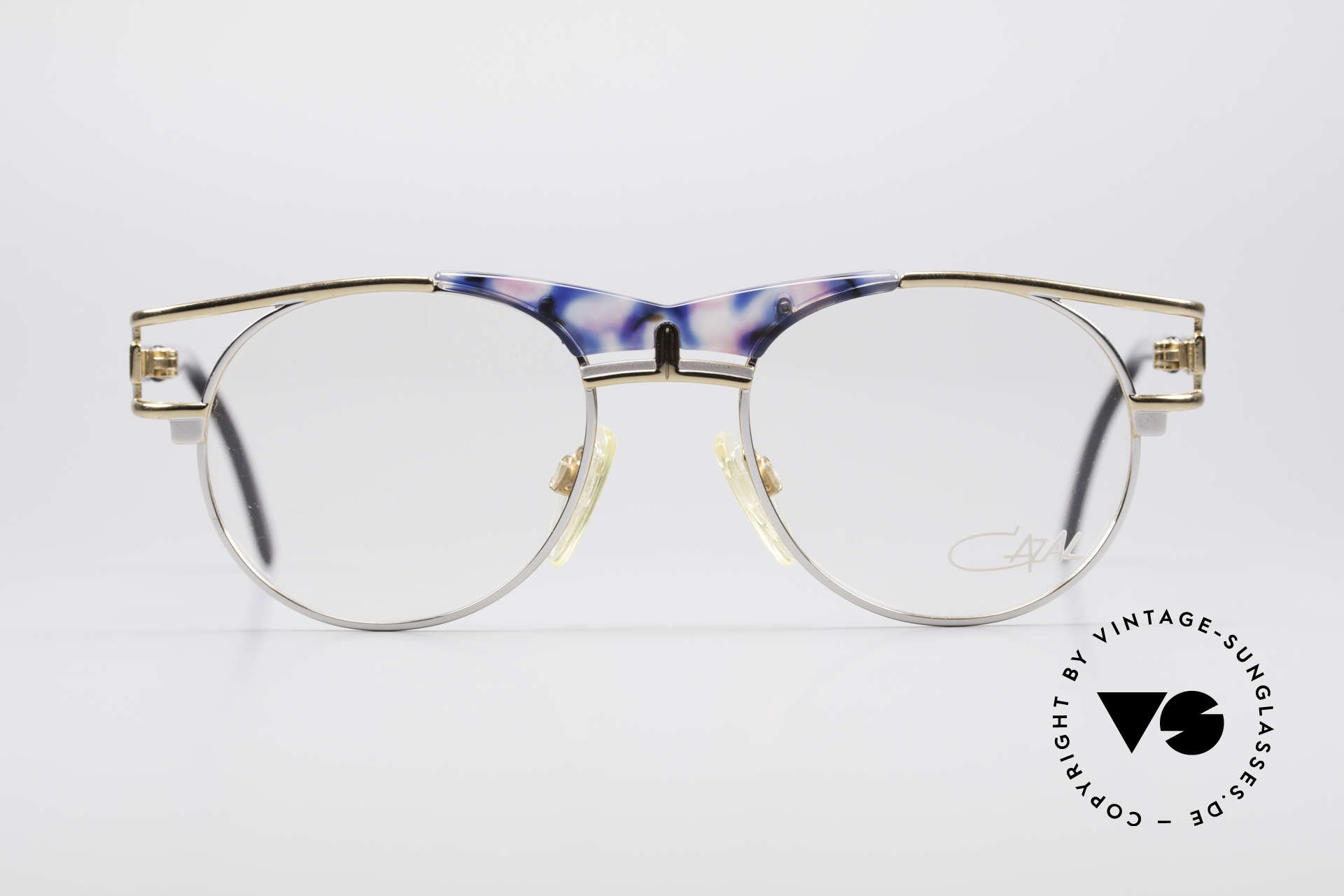Cazal 244 Iconic Vintage Eyeglasses, 1st class craftsmanship & very pleasant to wear, Made for Men and Women