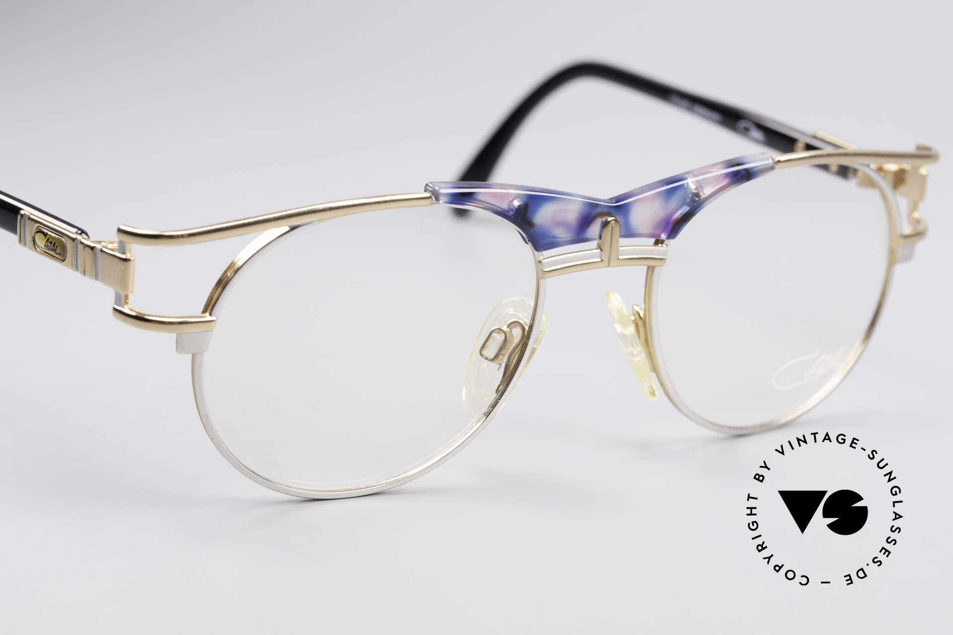 Cazal 244 Iconic Vintage Eyeglasses, NO RETRO specs, but a 25 years old ORIGINAL!, Made for Men and Women