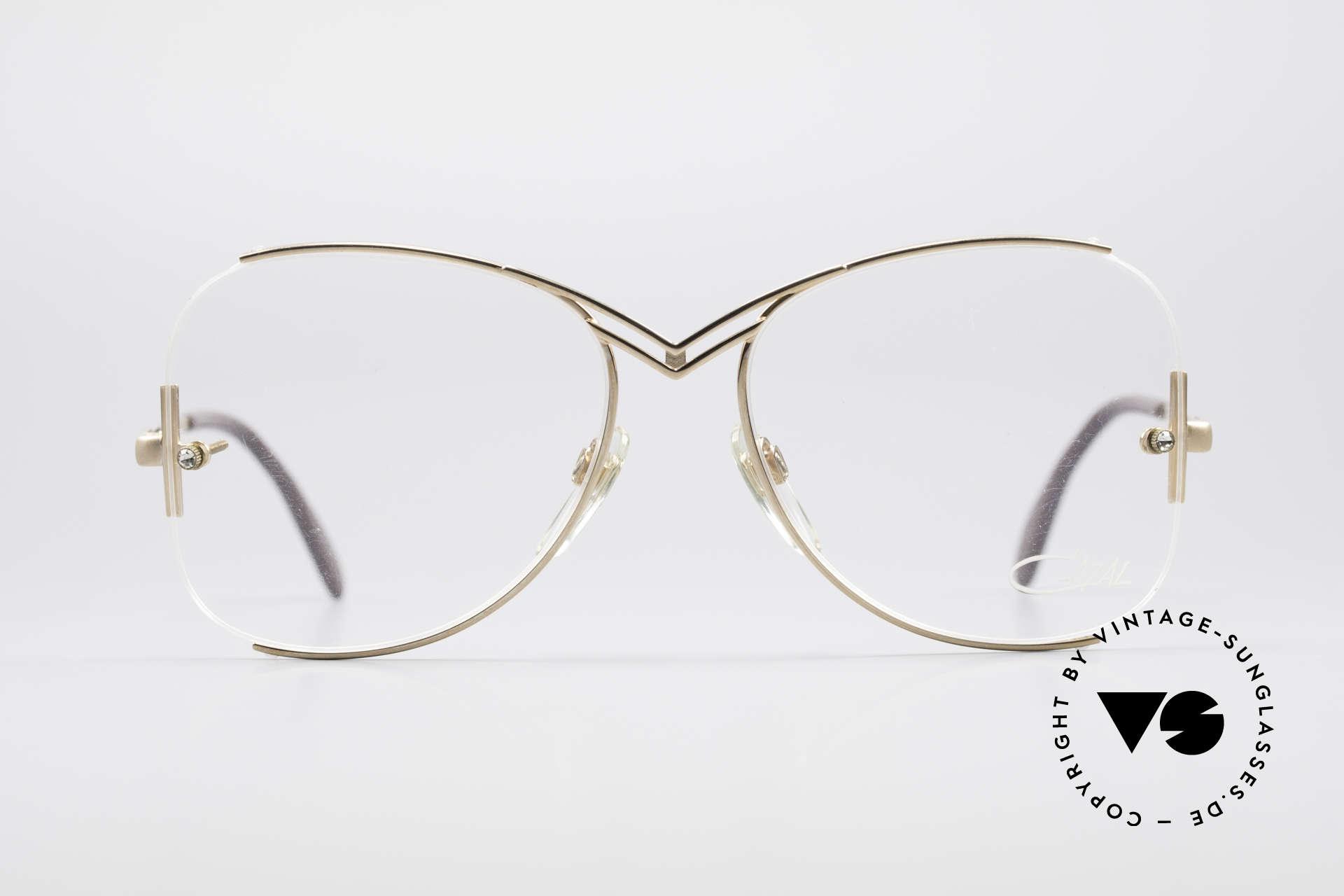 37c6ae3f0fae Glasses Cazal 221 Rimless 80's Eyeglass-Frame | Vintage Sunglasses