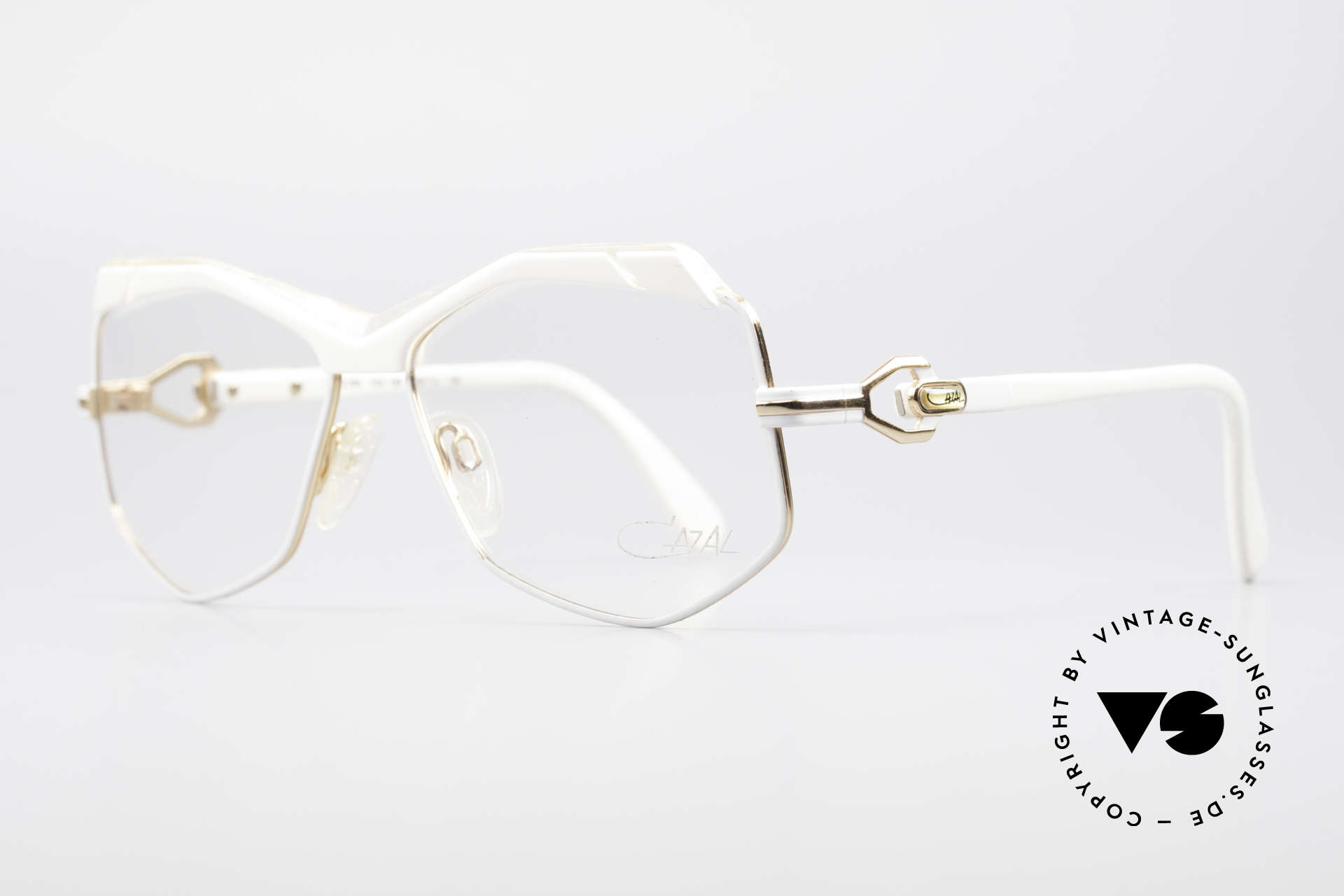 Cazal 230 80's Hip Hop Vintage Frame, accessory of the US HipHop scene in the 1980's, Made for Women