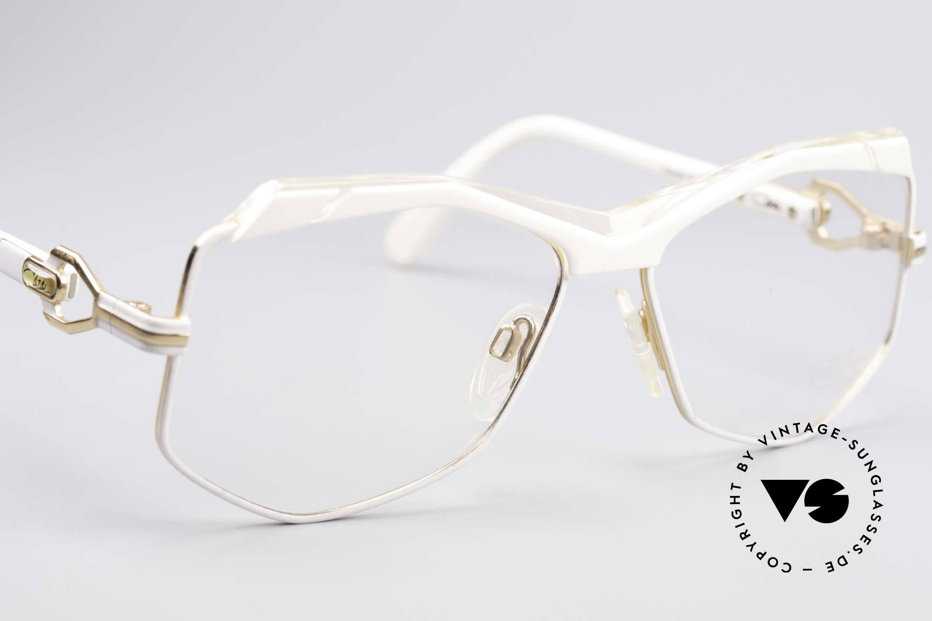 Cazal 230 80's Hip Hop Vintage Frame, NO RETRO frame, but a 'W.Germany' ORIGINAL, Made for Women