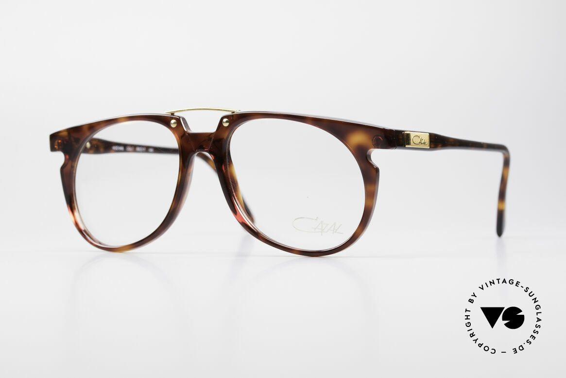Cazal 645 Extraordinary Vintage Frame, rare vintage eyeglass-frame by Cazal from 1990/91, Made for Men
