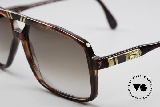 Cazal 637 1980's Hip Hop Sunglasses