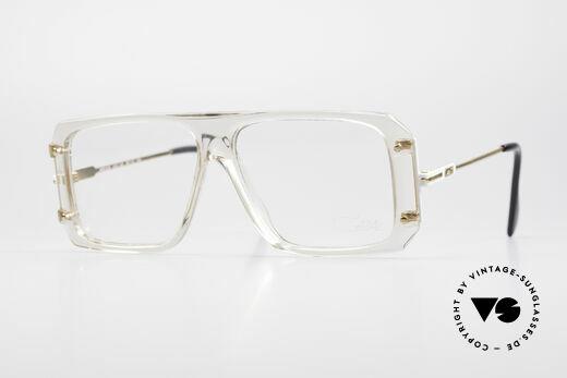 Cazal 633 Vintage Celebrity Eyeglasses Details