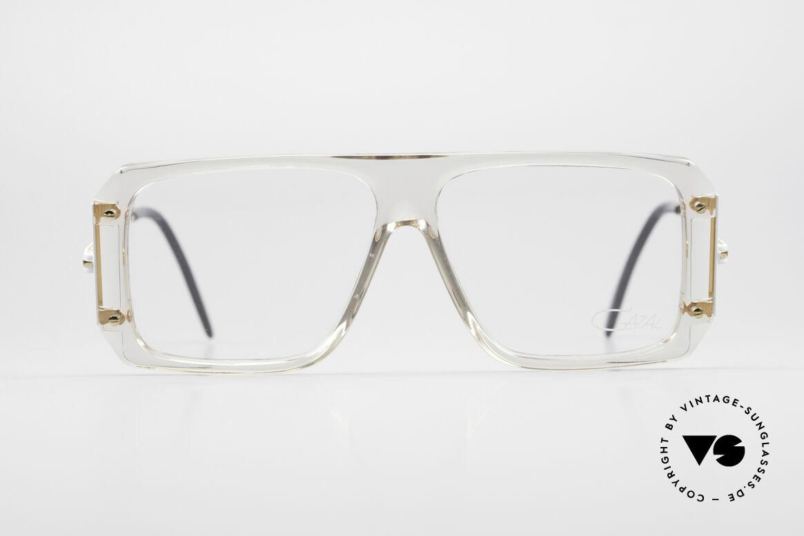 Cazal 633 Vintage Celebrity Eyeglasses, worn by the ultimate guru in style - Mr. Cari Zalloni, Made for Men
