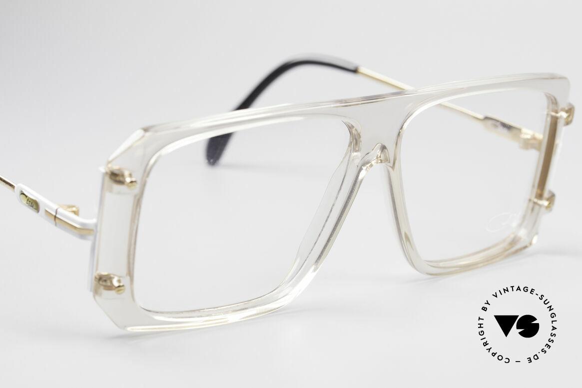 Cazal 633 Vintage Celebrity Eyeglasses, NO retro sunglasses but an old original (W.Germany), Made for Men