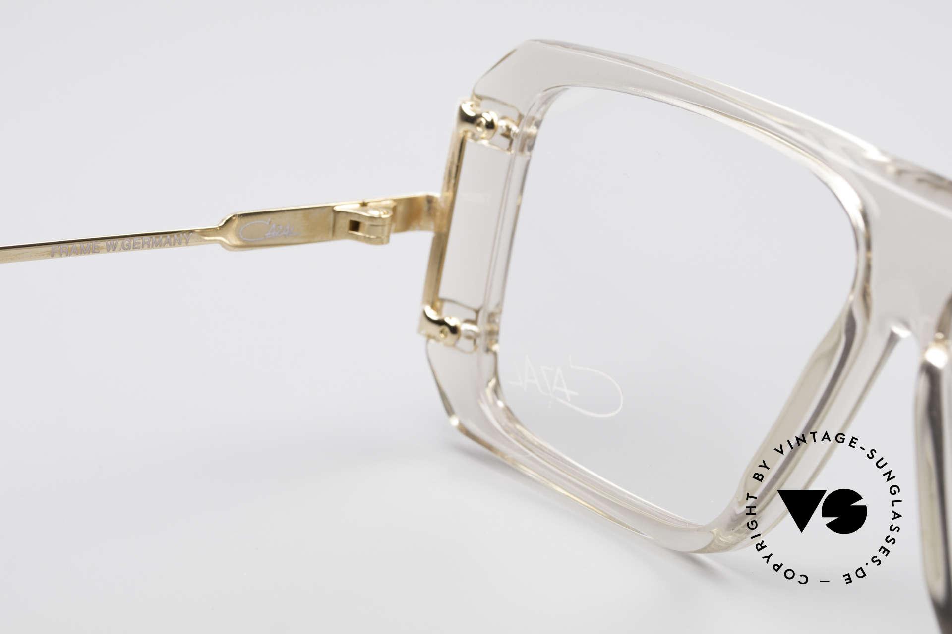 Cazal 633 Vintage Celebrity Eyeglasses, also worn by Rihanna in 2010 (celebrity eyeglasses), Made for Men