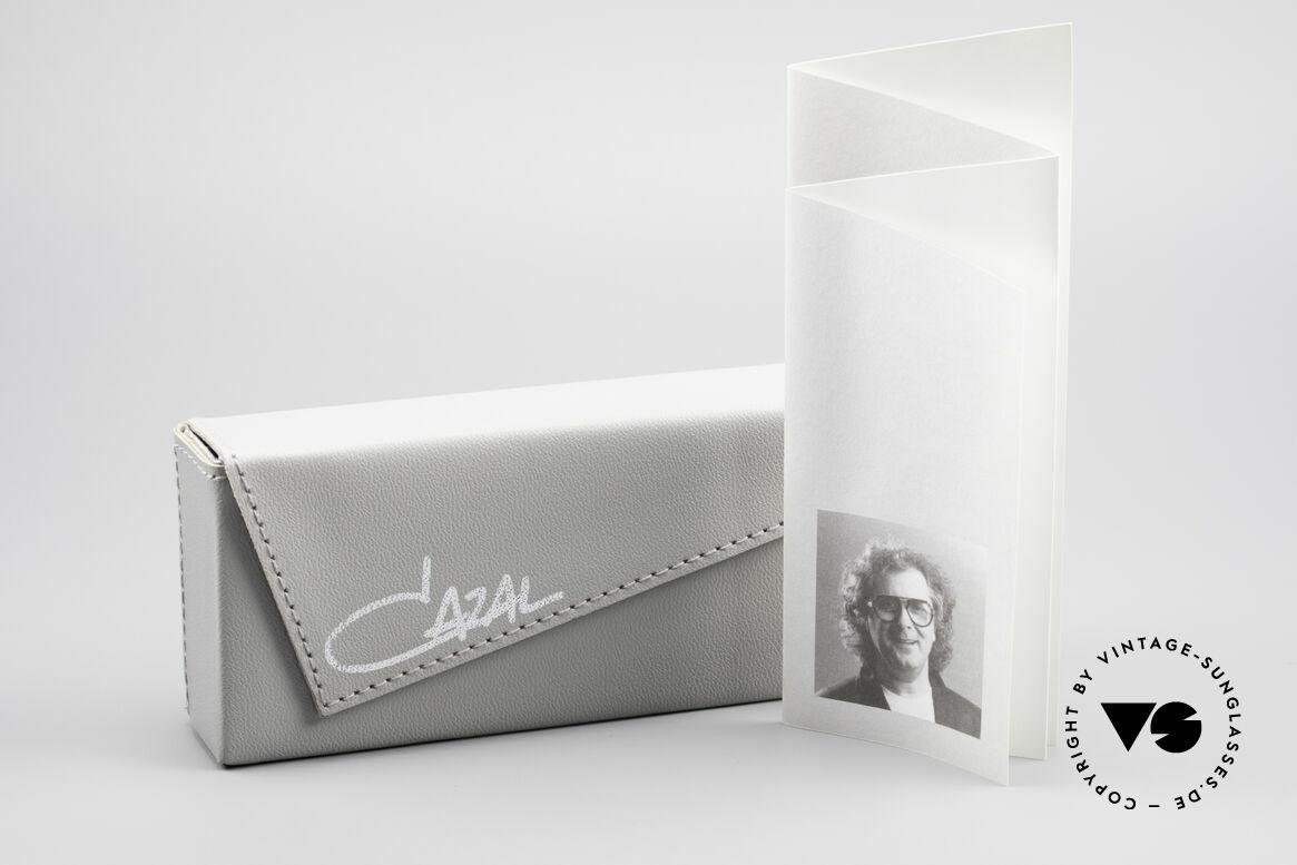 Cazal 633 Vintage Celebrity Eyeglasses, Size: large, Made for Men