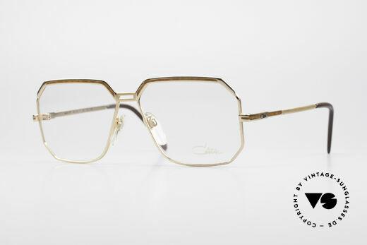 Cazal 727 Michail Gorbatschow Glasses Details