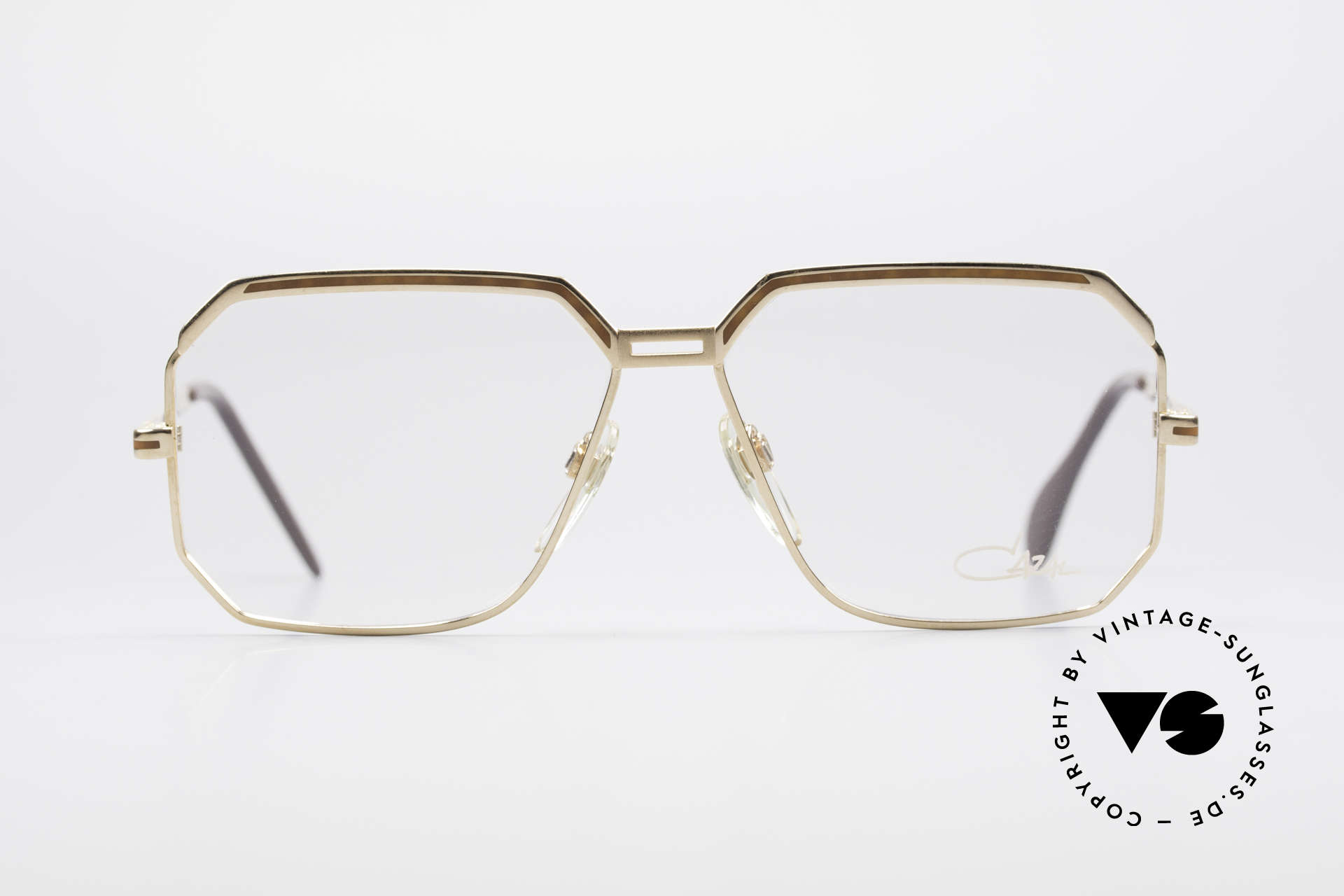 Cazal 727 Michail Gorbatschow Glasses, famous original from the 80's (W.Germany), Made for Men