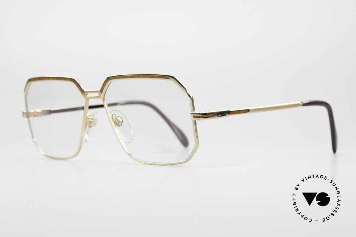 Cazal 727 Michail Gorbatschow Glasses, worn by Michail Gorbatschow around 1990, Made for Men
