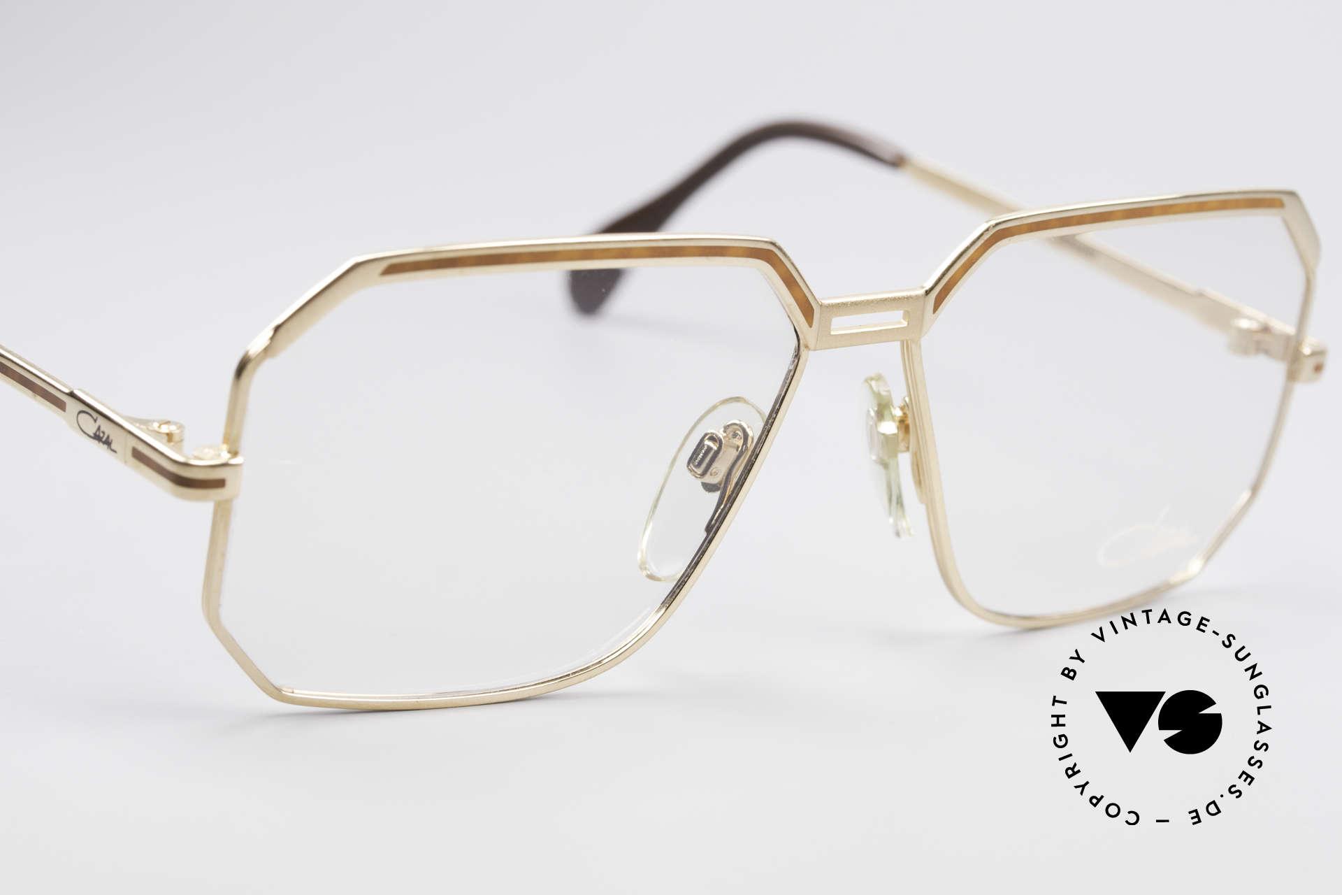 Cazal 727 Michail Gorbatschow Glasses, NO RETRO EYEWEAR, but a true old rarity, Made for Men