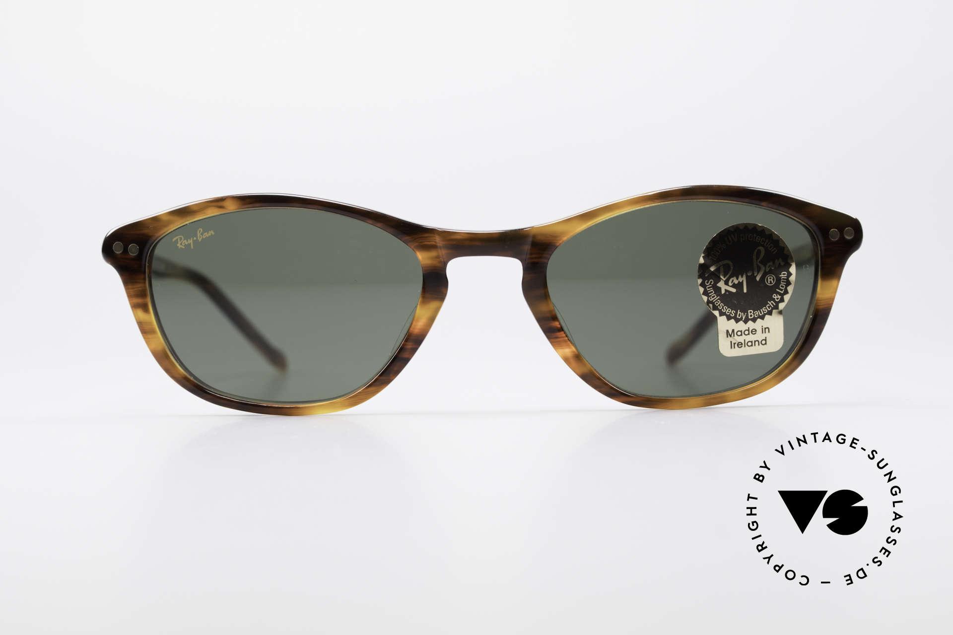 44f8bc0cbb048 Sunglasses Ray Ban Gatsby Plastic Tea Cup B L Bausch Lomb USA W2971 ...