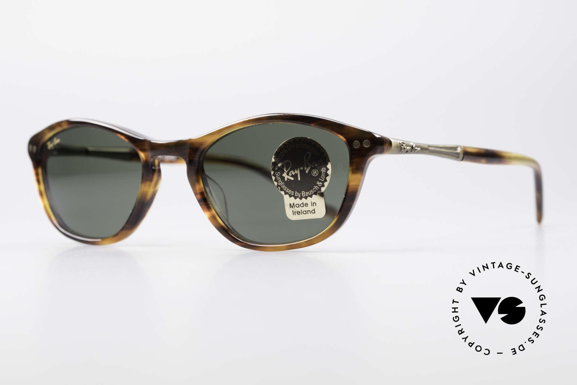 Sunglasses Ray Ban Gatsby Plastic Tea Cup B&L Bausch Lomb