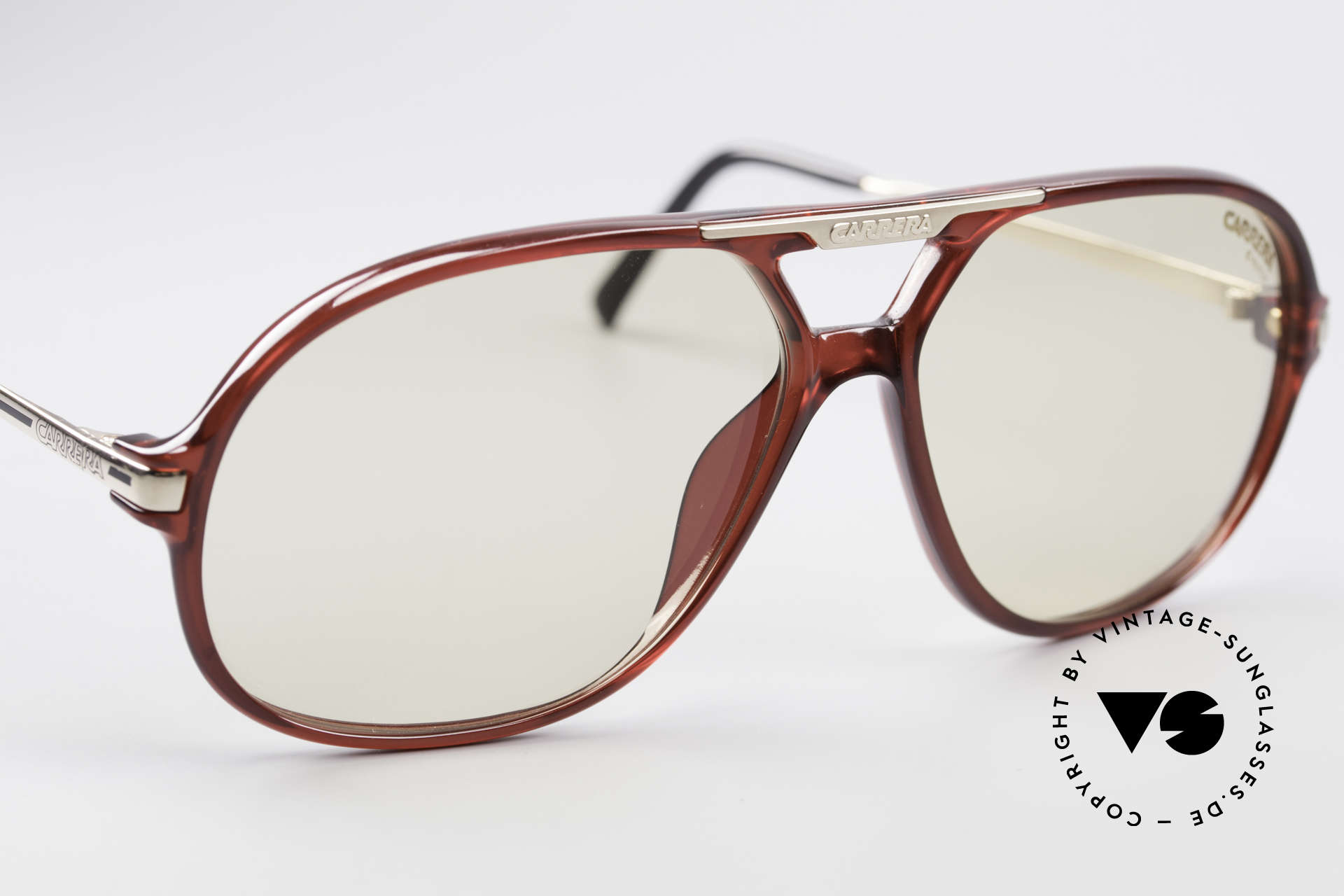 Carrera 5411 C-Matic Extra Changeable Sun Lenses, unworn rarity - single and true VINTAGE commodity, Made for Men