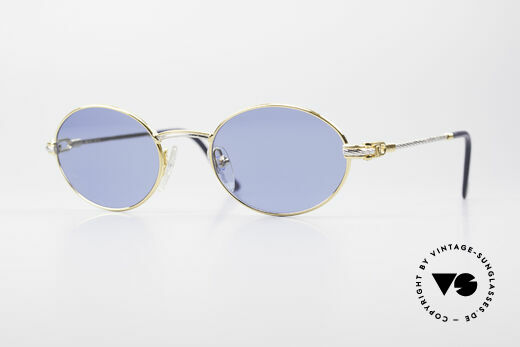 Fred Ketch Oval Luxury Sailing Sunglasses Details