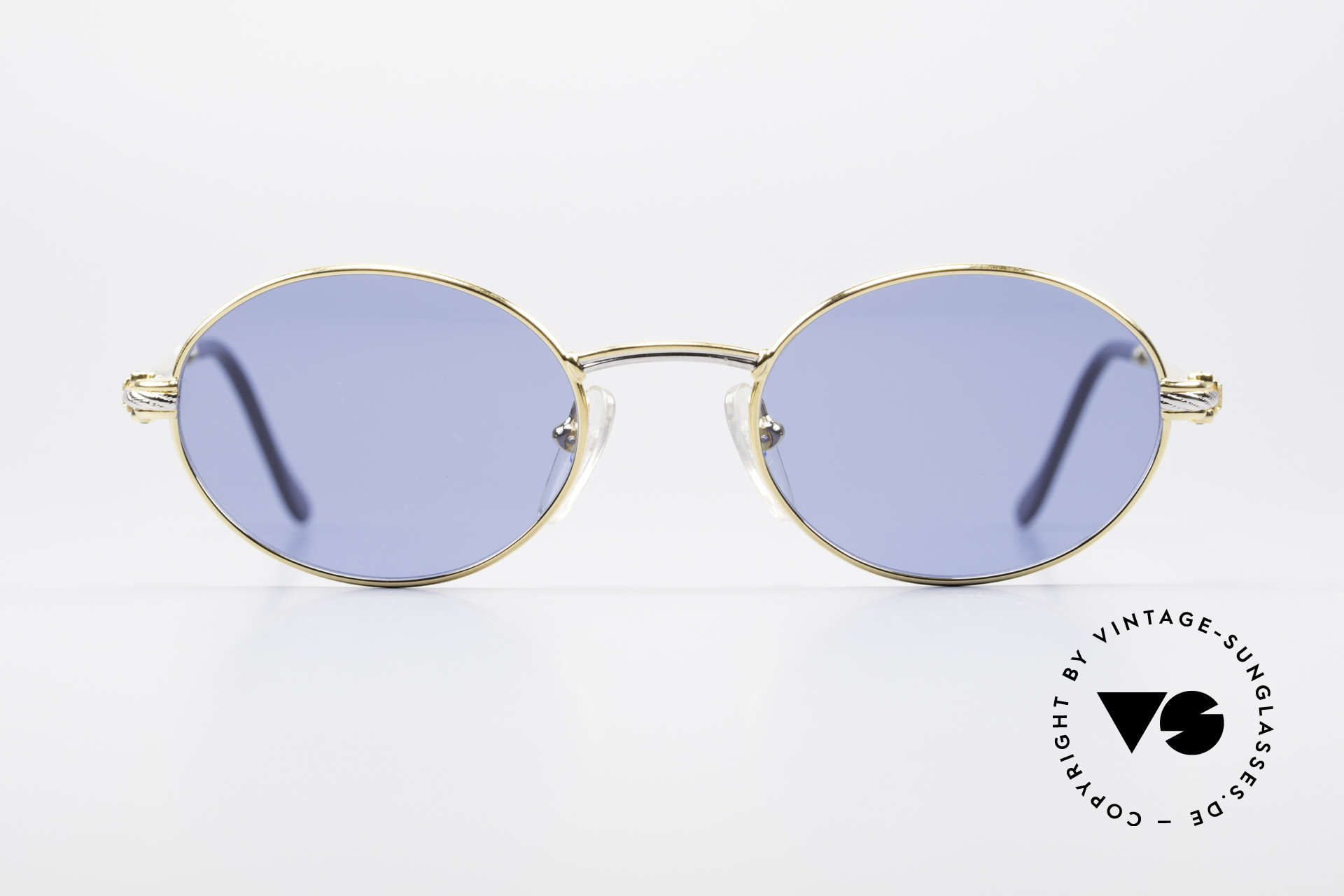 Fred Ketch Oval Luxury Sailing Sunglasses, marine design (distinctive Fred) in high-end quality!, Made for Men and Women