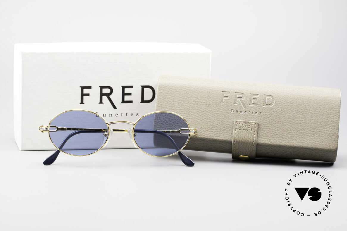 Fred Ketch Oval Luxury Sailing Sunglasses