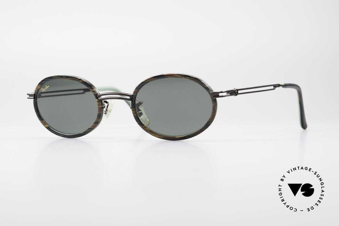 Ray Ban Rituals Combo Oval 90's Ray Ban Sunglasses W3085
