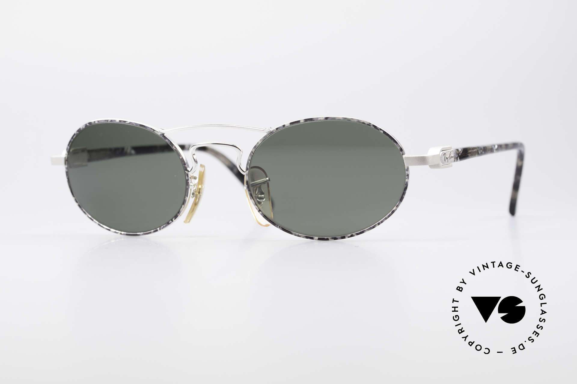 Ray Ban Chaos Oval 90's B&L USA Shades W2009, vintage B&L RAY BAN CHAOS OVAL W2009 G15 XLT, Made for Men and Women