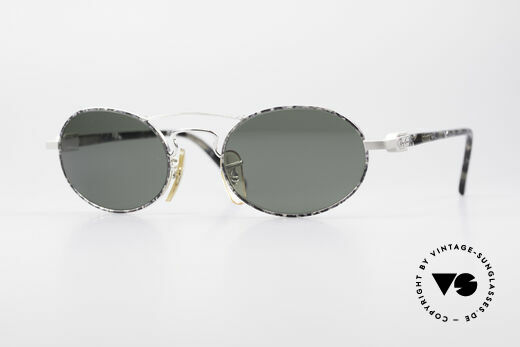 Ray Ban Chaos Oval 90's B&L USA Shades W2009 Details