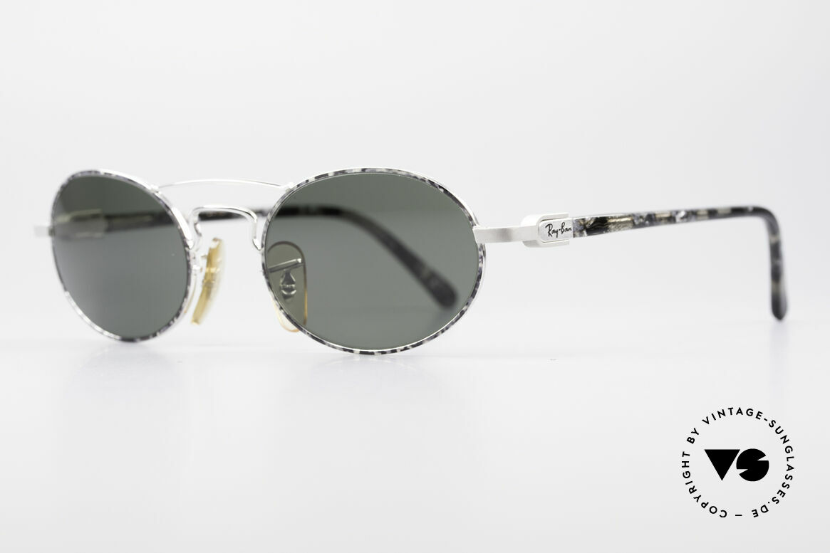 Ray Ban Chaos Oval 90's B&L USA Shades W2009, finest quality from RAY-BAN, B&L - made in the USA, Made for Men and Women