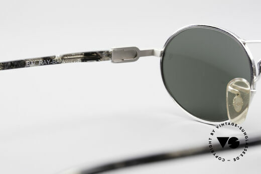 Ray Ban Chaos Oval 90's B&L USA Shades W2009, NO RETRO SHADES, but an app. 25 years old original, Made for Men and Women