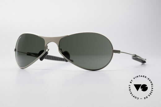 Ray Ban Orbs Infinity Metal Sporty B&L USA Shades W2372 Details