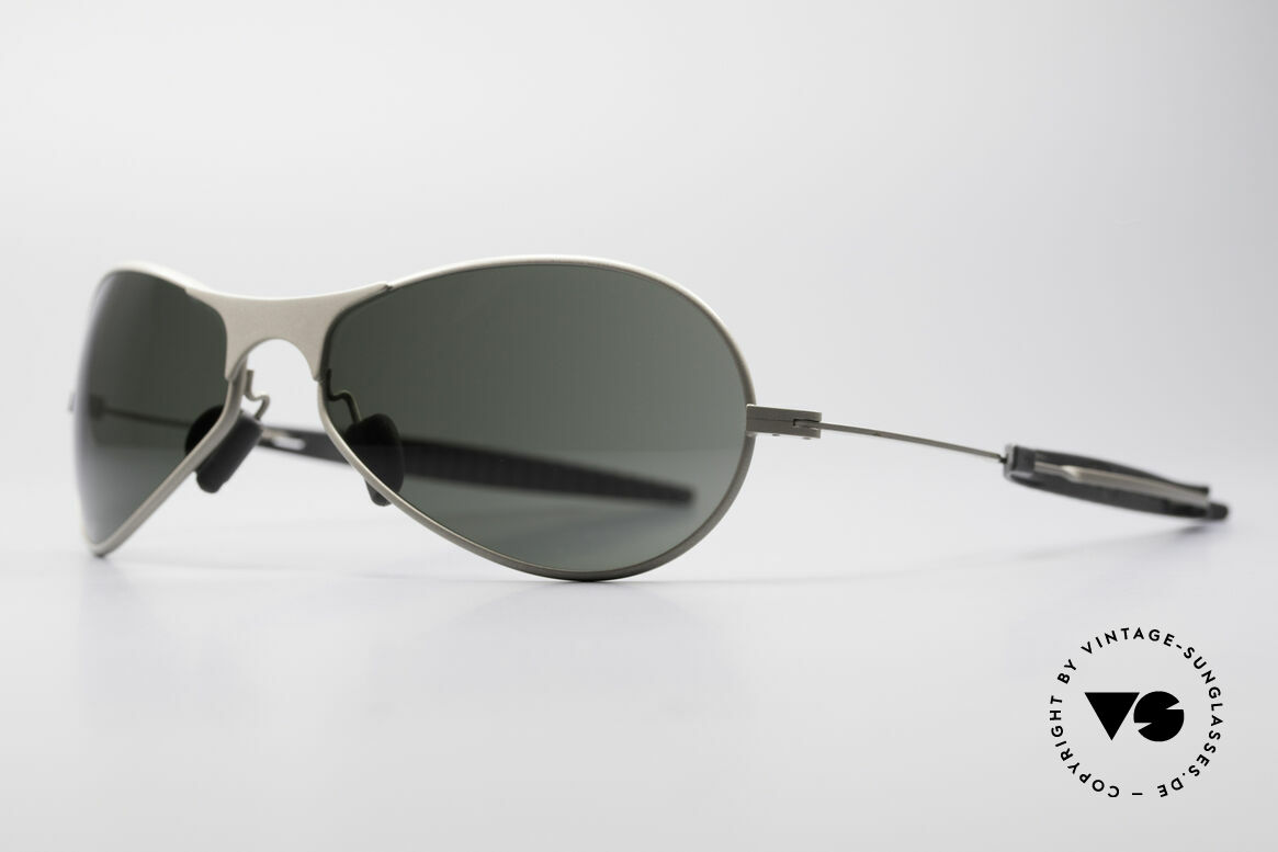 Ray Ban Orbs Infinity Metal Sporty B&L USA Shades W2372