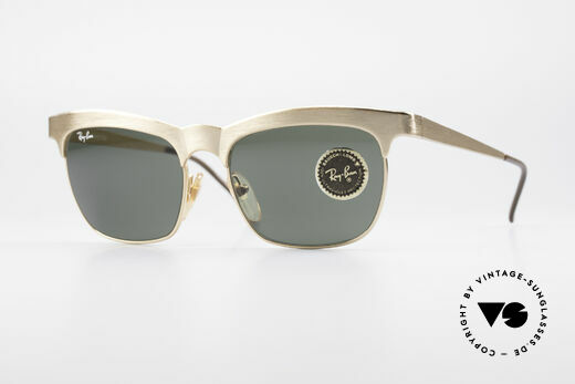 Ray Ban Nuevo 90's B&L Sunglasses W0755 Details