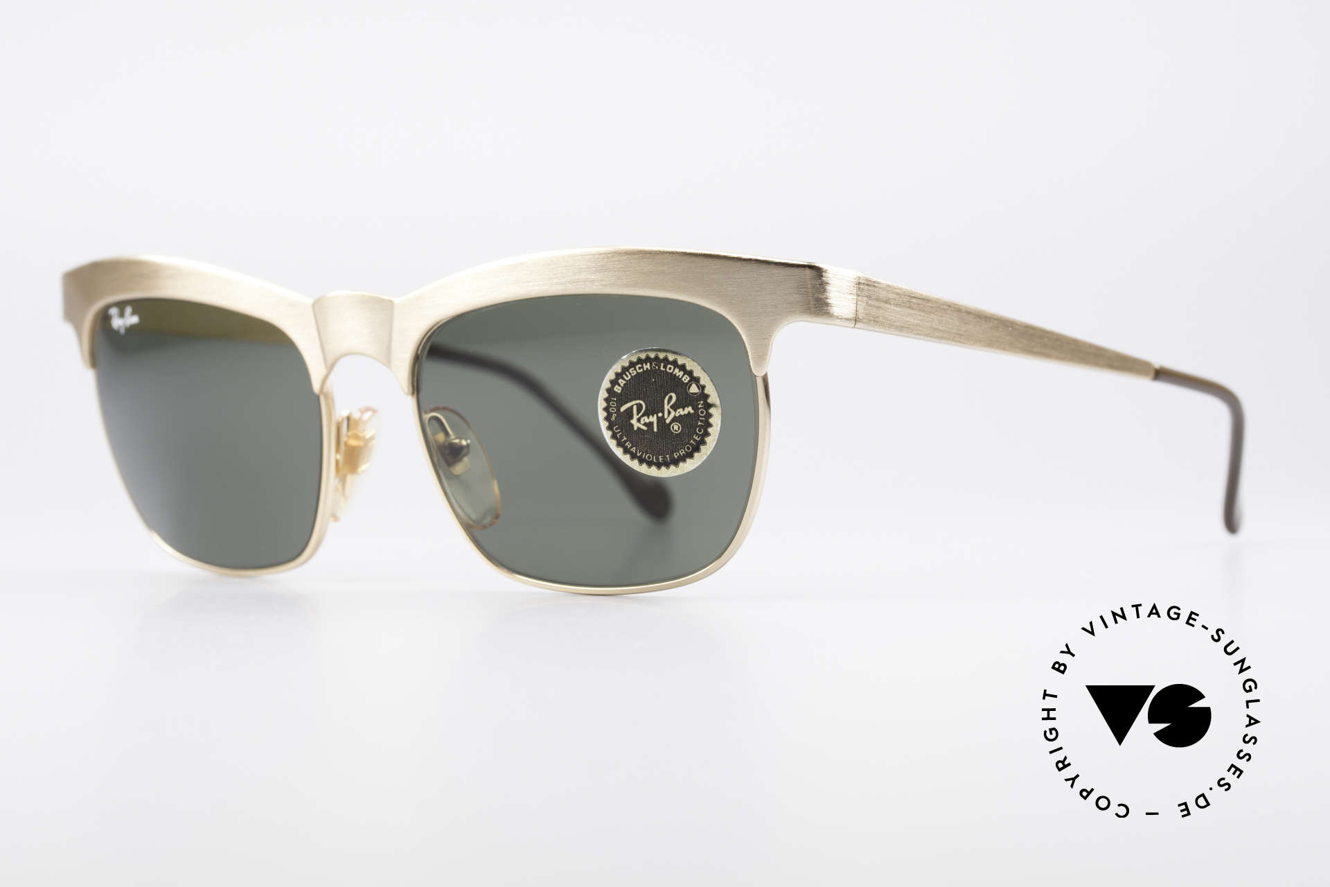 Ray Ban Nuevo 90's B&L Sunglasses W0755, impressive quality (built to last); B&L lenses!, Made for Men and Women