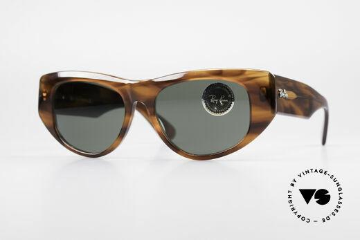 Ray Ban Wayfarer Dekko Rare Ladies Sunglasses B&L Details