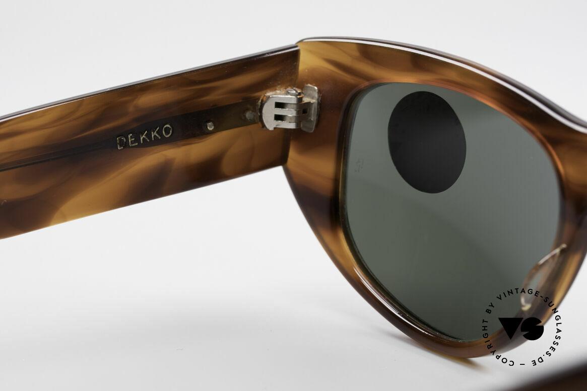Ray Ban Wayfarer Dekko Rare Ladies Sunglasses B&L