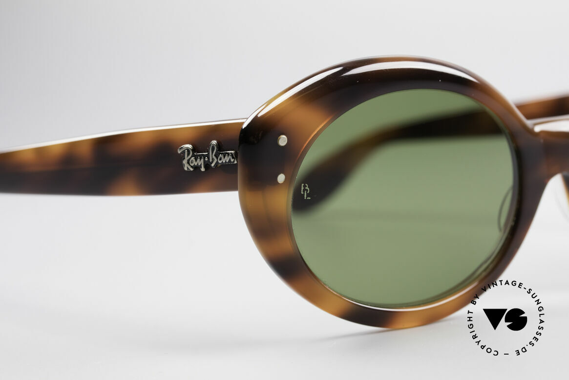 Ray Ban Bewitching Jackie O Ray Ban Sunglasses, NO retro sunglasses, but a vintage USA-ORIGINAL, Made for Women