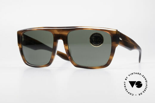 Ray Ban Drifter Old 80's USA B&L Sunglasses Details
