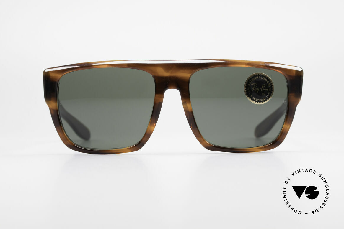 Ray Ban Drifter Old 80's USA B&L Sunglasses, legendary top-quality by Bausch & Lomb (B&L), Made for Men