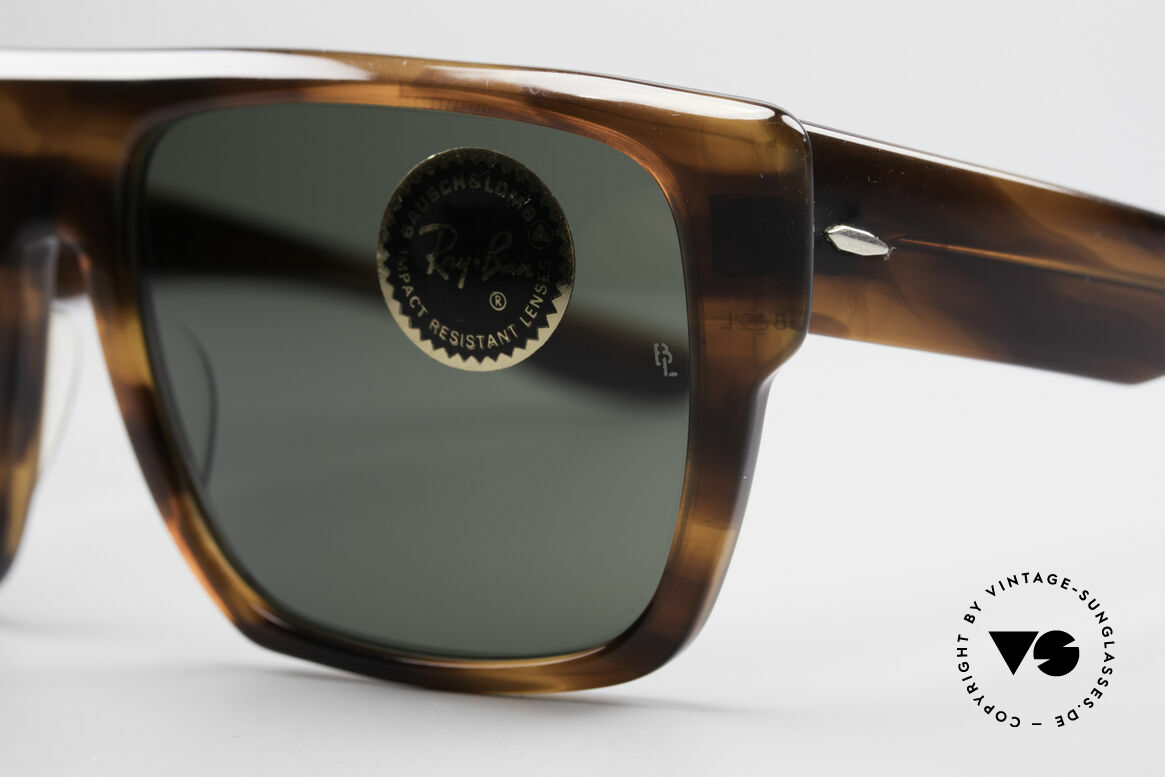 Ray Ban Drifter Old 80's USA B&L Sunglasses, high-end Bausch & Lomb (B&L) lenses, 100% UV, Made for Men